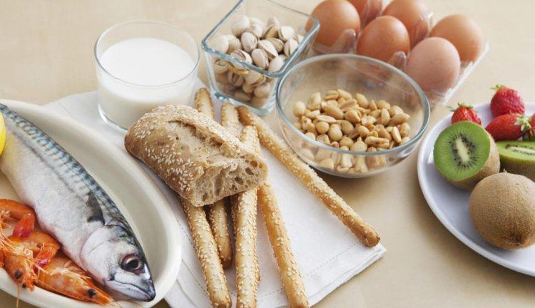 Intolleranze alimentari: sintomi e test